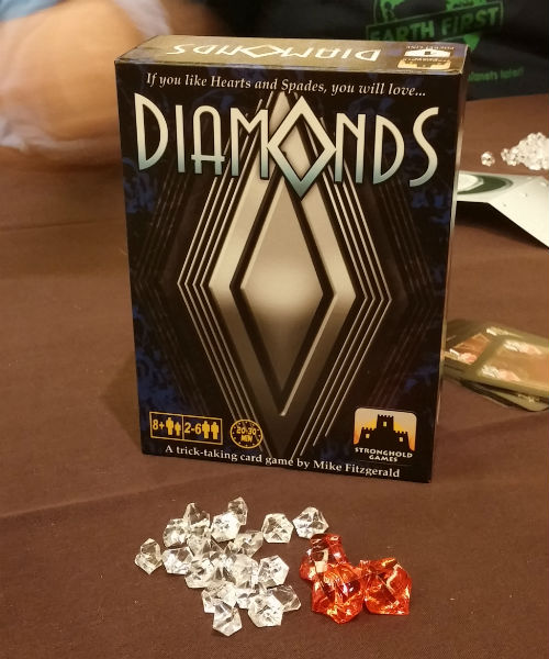 diamonds game