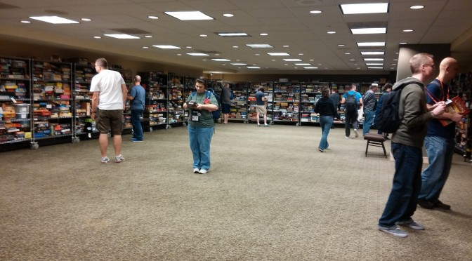 BGG Con 2015: From the eyes of a volunteer