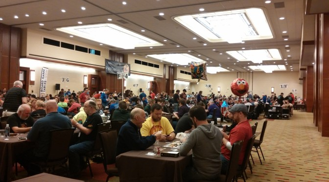 BGG Con 2015: Games, games and more games!