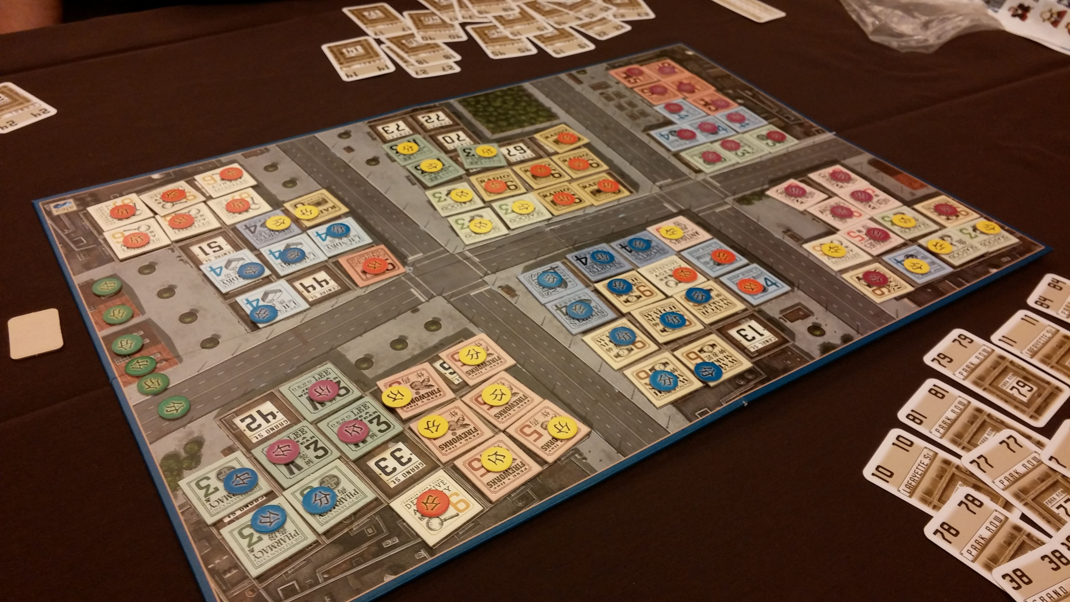 Hostage Negotiator Play-Through; A new solo game released ...
