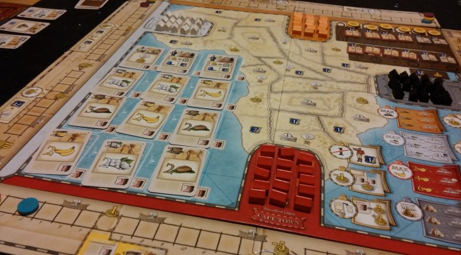 Mombasa: My favorite game from BGG Con