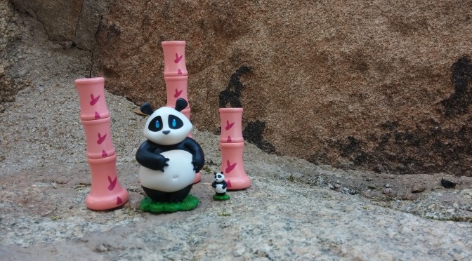 Panda pandemonium: Takenoko Collector's Edition