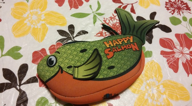 Getting happy with Happy Salmon!