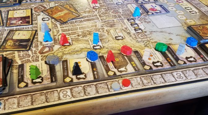 3D printing and sprucing up your board games