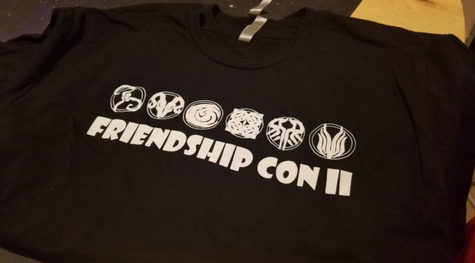 The second-annual Friendship Con