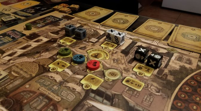 Trickerion: Finally off my Shelf of Shame