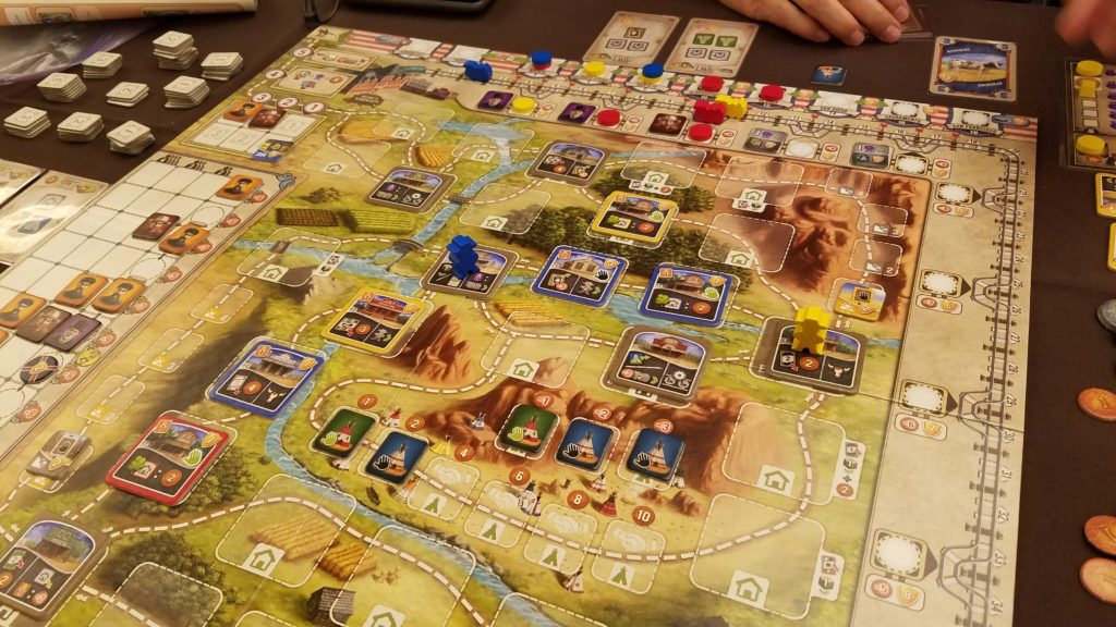 There are many paths to victory in Great Western Trail. Unfortunately, I have yet to discover them. Great game though!