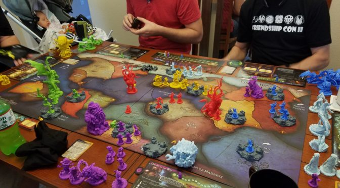 Cthulhu Wars: Time to wake the Great Old Ones!