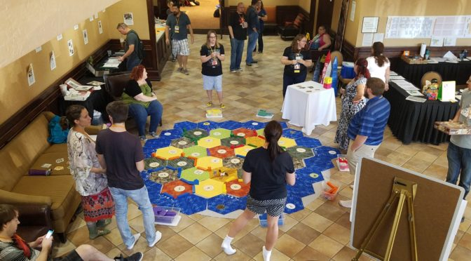 Rincon Games: Tucson's board game convention