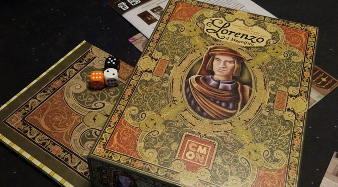 Lorenzo Il Magnifico is … well, magnificent