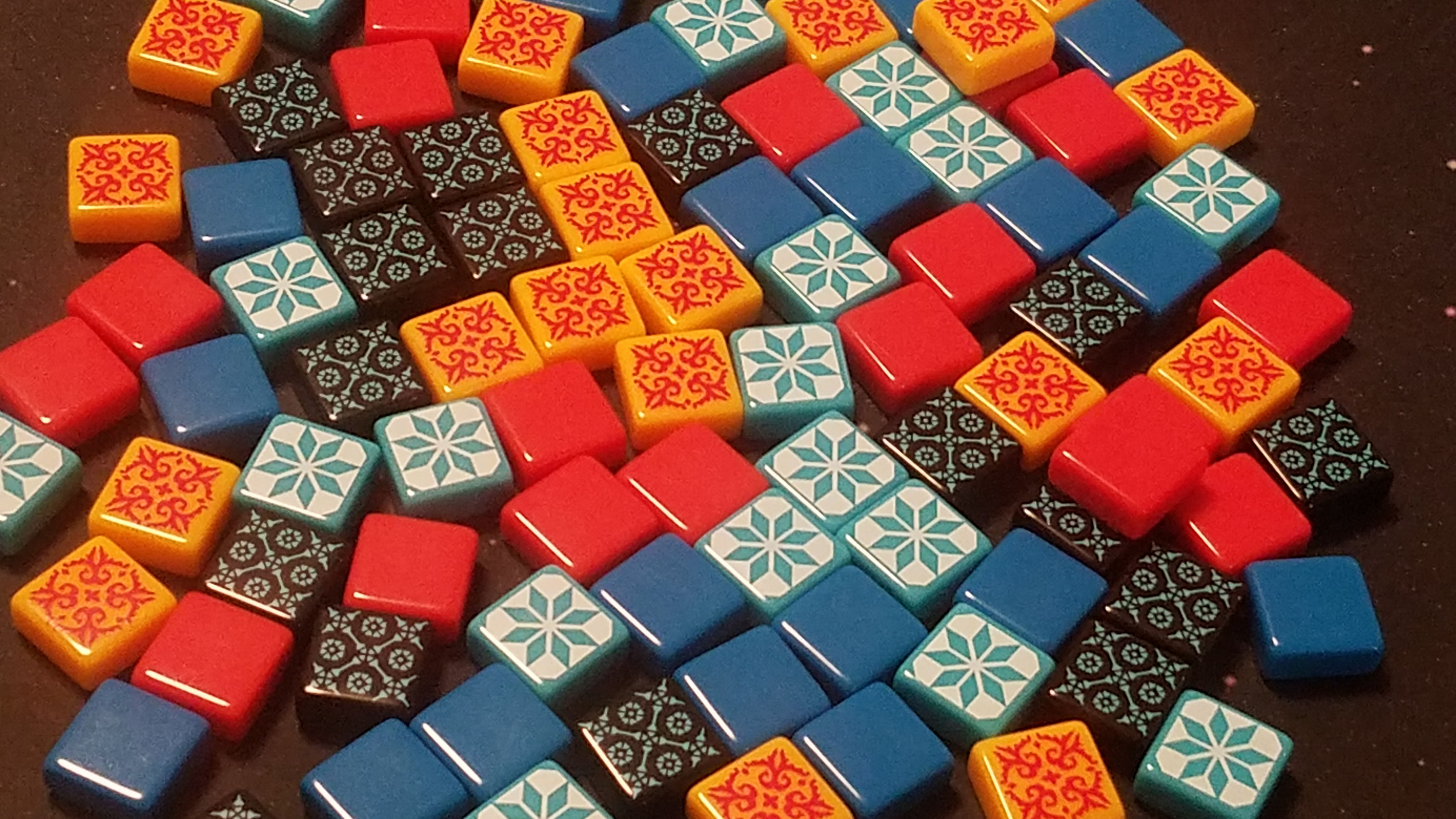 Azul: A puzzly mosaic of beautiful tiles -